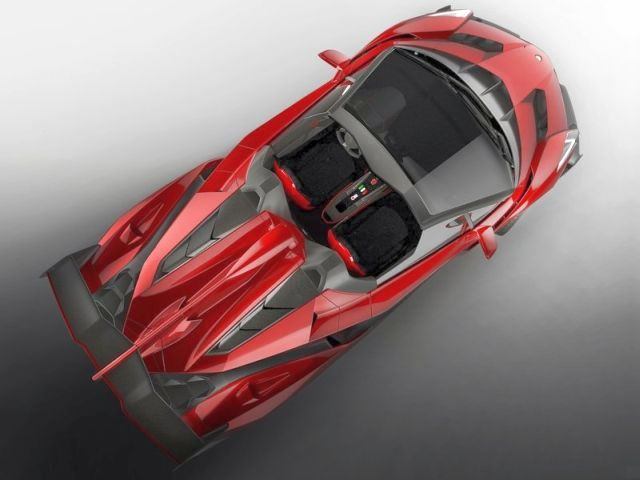 2014_LAMBORGHINI_VENENO_Roadster_RED_airview_pic-6