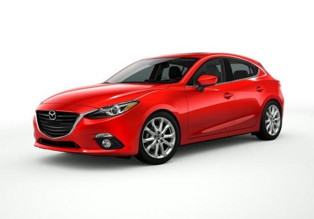 New Mazda 3 2014