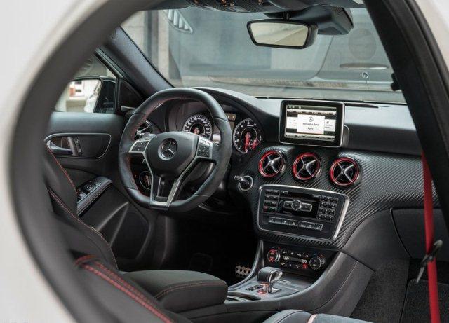 2015 MERCEDES A45 AMG