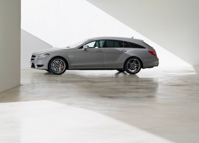 MERCEDES CLS AMG shootingbrake 2014
