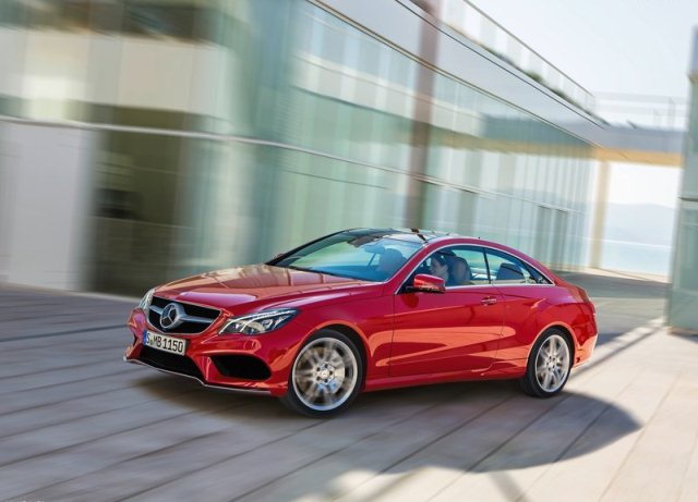 2014_MERCEDES_E_CLASS_Coupe_front_pic-11