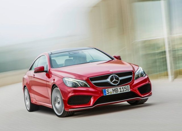 2014_MERCEDES_E_CLASS_Coupe_front_pic-6