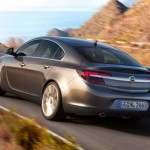 2014 OPEL INSIGNIA Restyle