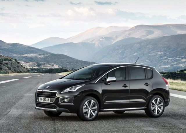 2014 PEUGEOT 3008 restyle
