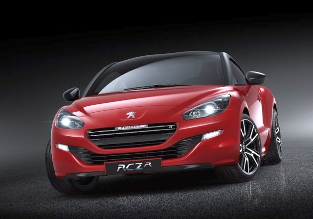 2014_PEUGEOT_red_RCZ-R_front_pic-4