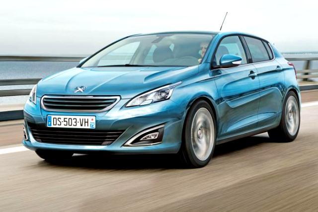 future Peugeot 308  2014