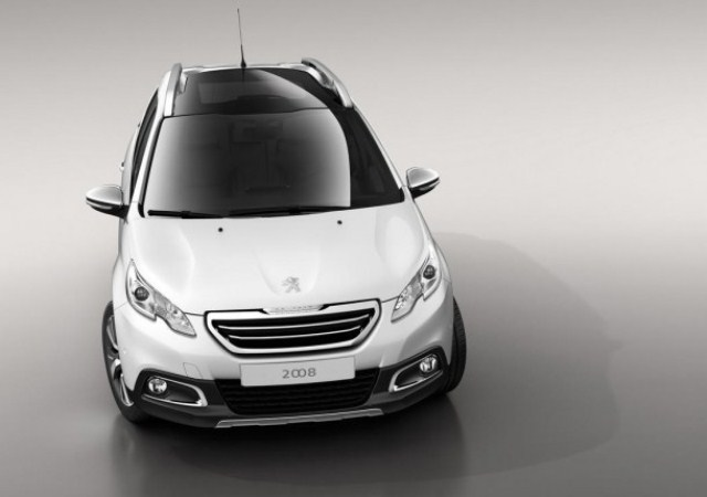 2014 peugeot 2008 crossover. Black Bedroom Furniture Sets. Home Design Ideas
