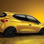 2014 RENAULT Clio RS 200 Yellow rear pic 150x150 2014 Blue RENAULT CLIO GT 120 EDC Hatchback &SW  ESTATE