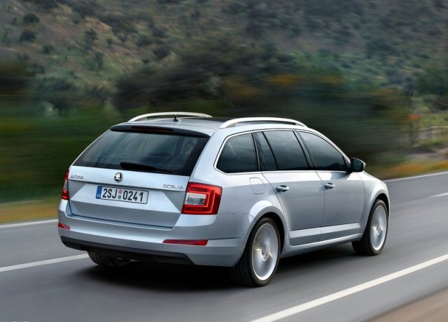 2014 skoda octavia 3 combi oopscars. Black Bedroom Furniture Sets. Home Design Ideas