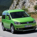 VW CADDY Cross