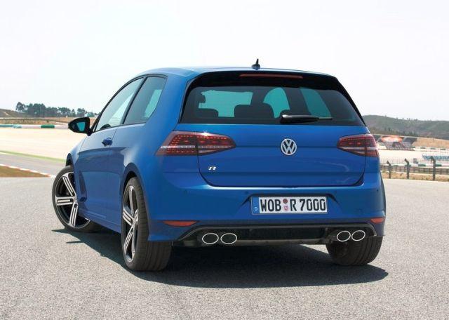 2014 VW GOLF R