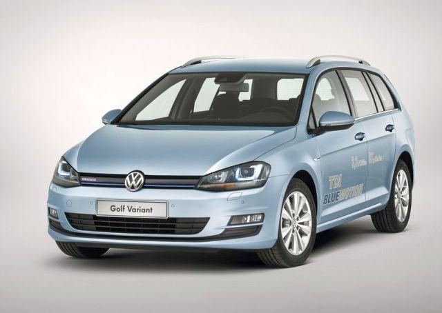 2014 VW GOLF SW VARIANT NEUER
