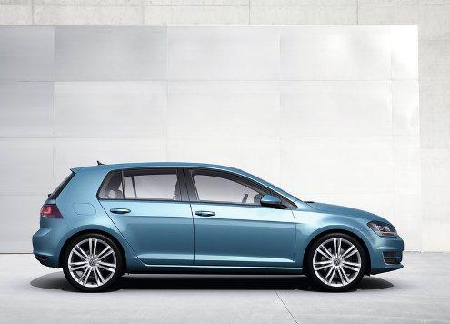 New VW GOLF VII-Neue VW GOLF VII