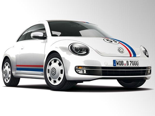 VW Beetle 53 Herbie