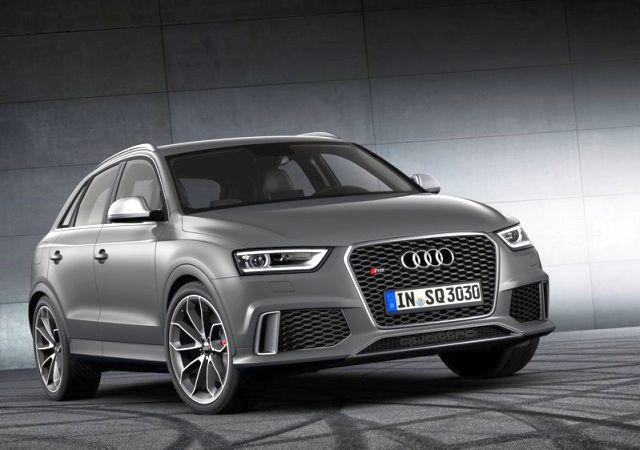 2014_matte_gray_Audi_RS_Q3_front_pic-2