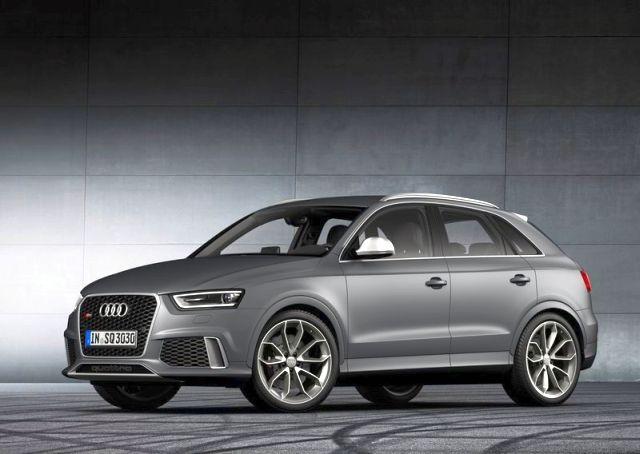 2014_matte_gray_Audi_RS_Q3_front_pic-4