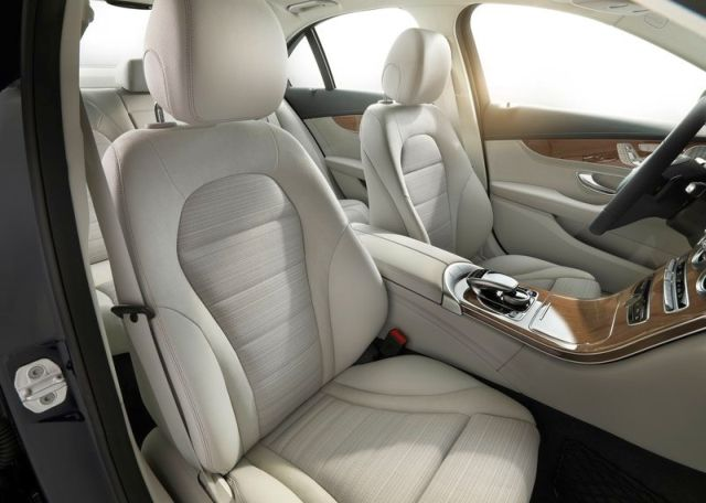 2015 MERCEDES C CLASS Leather Seats-21