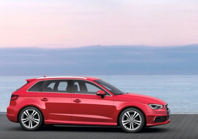2015 nouvelle audi a3 sportback s line oopscars. Black Bedroom Furniture Sets. Home Design Ideas