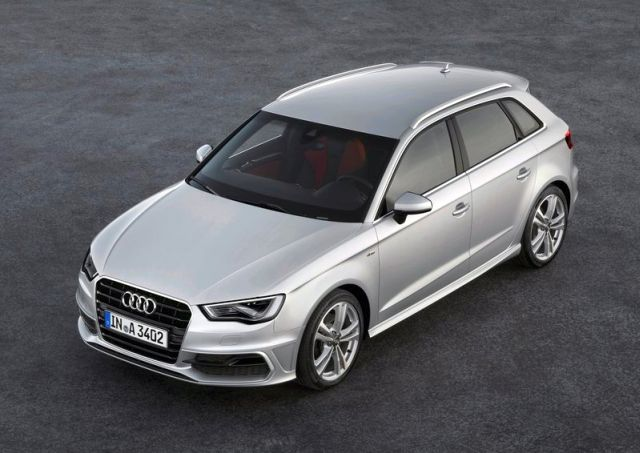 2015_AUDI_A3_S-line_front_airview_pic-13