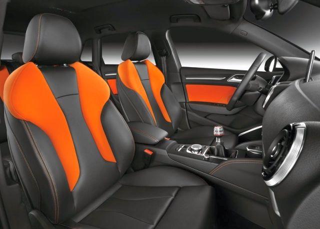2015 New AUDI A3 Sportback S-LINE,