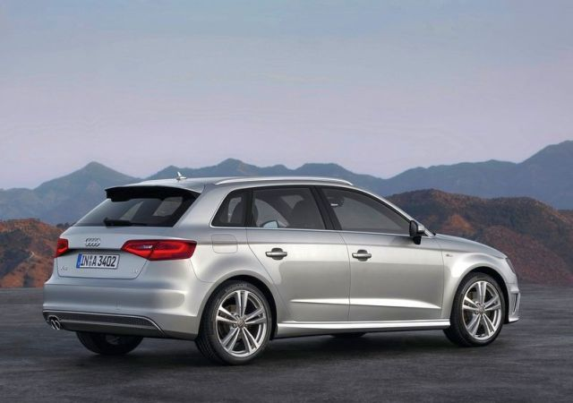 2015 new audi a3 sportback s line oopscars. Black Bedroom Furniture Sets. Home Design Ideas