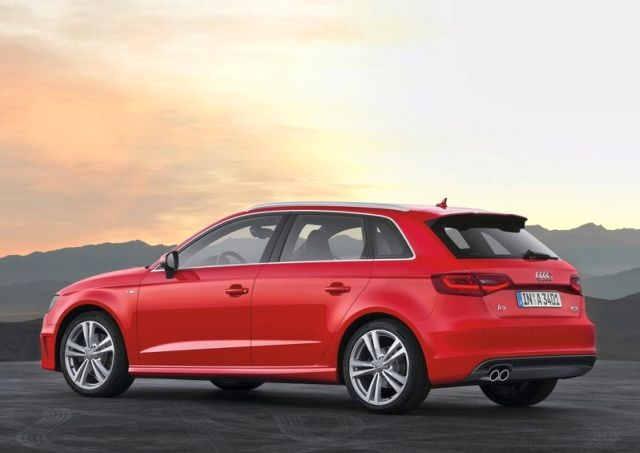 2015 audi a3 sportback s line oopscars. Black Bedroom Furniture Sets. Home Design Ideas