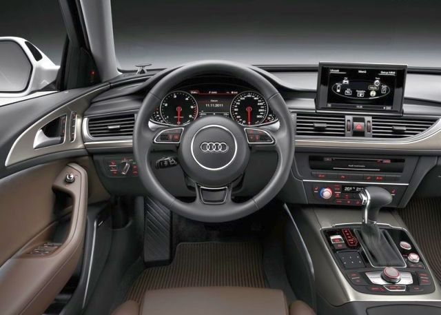 2015_AUDI_A6_ALLROAD_QUATTRO_steeringwheel_pic-8