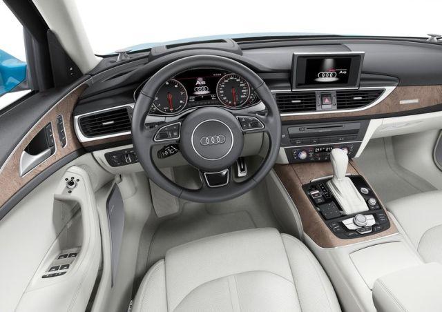 2015 New AUDI A6
