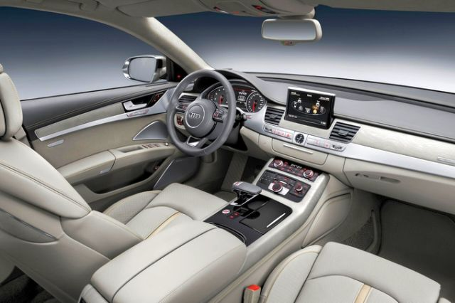 2015 AUDI A8 Restyle