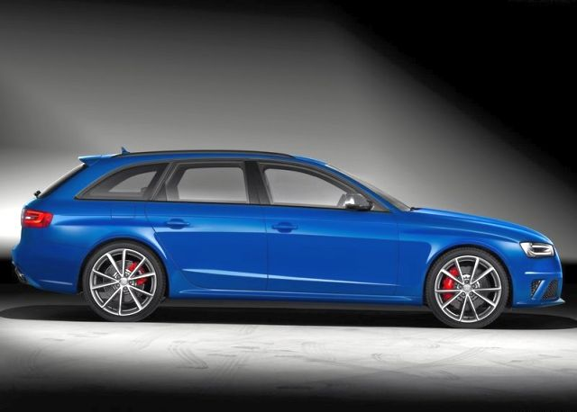 2015 AUDI RS4 Nogaro Selection