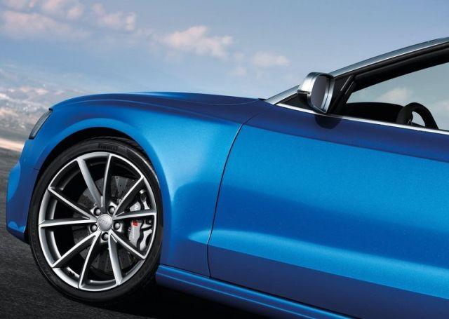 2015 AUDI RS5 Cabrio