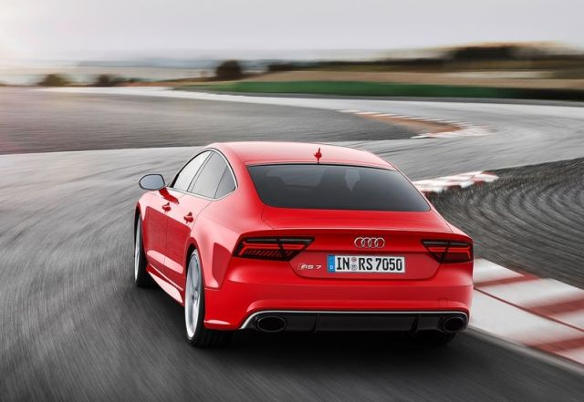 2015 new AUDI RS7 SPORTBACK restyle