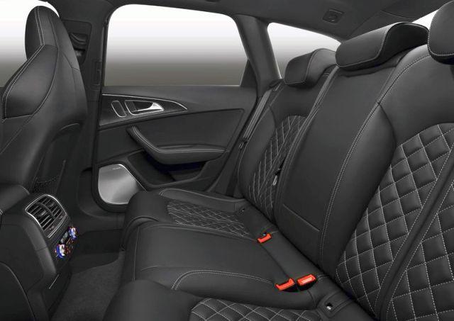 2015 AUDI S6 Avant - AUDI S6 sw