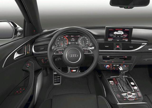 2015_AUDI_S6_AVANT_steeringwheel_pic-8