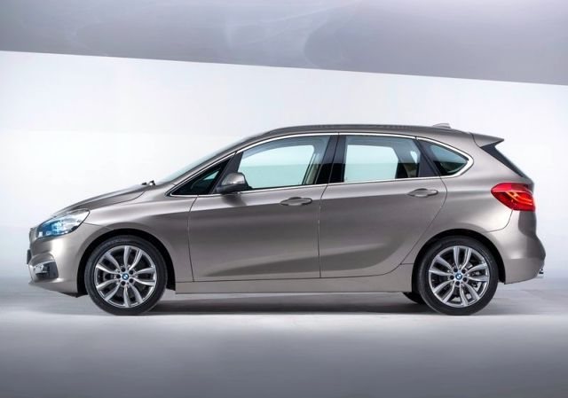 2015 BMW 2 ACTIVE TOURER