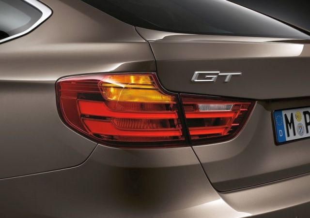 2015 new BMW 3 SERIES GT