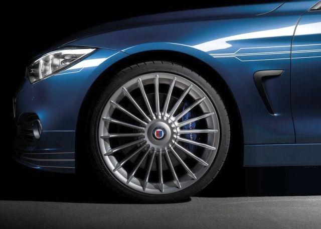 2015 BMW 4 SERIES COUPE B4 Biturbo tuned by ALPINA