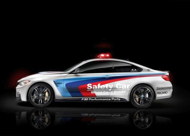 BMW M4 SAFETY CAR MOTOGP