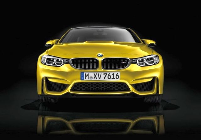 2015 New BMW M4 COUPE
