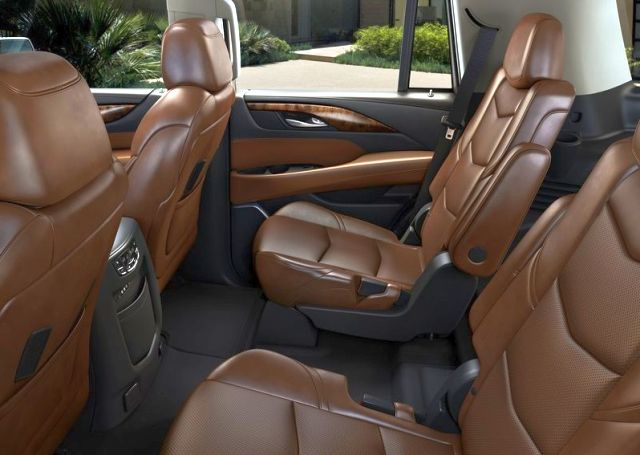 2015 Nıeuw CADILLAC ESCELADE SUV 4X4