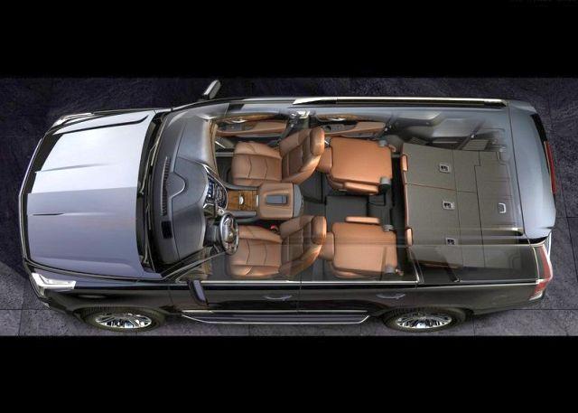 2015 NEW CADILLAC ESCELADE SUV 4X4