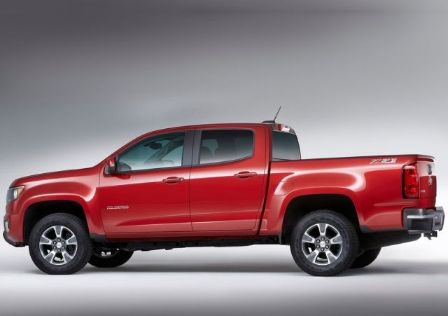 2015 new CHEVROLET COLORADO pick-up