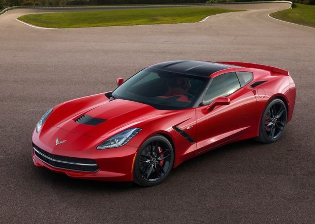 CHEVROLET CORETTE C7 STINGRAY
