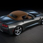 2015 CHEVROLET CORVETTE C7 Stingray Cabrio-Convertible