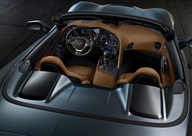 2015 CHEVROLET CORVETTE C7 Stingray Cabrio-Convertible