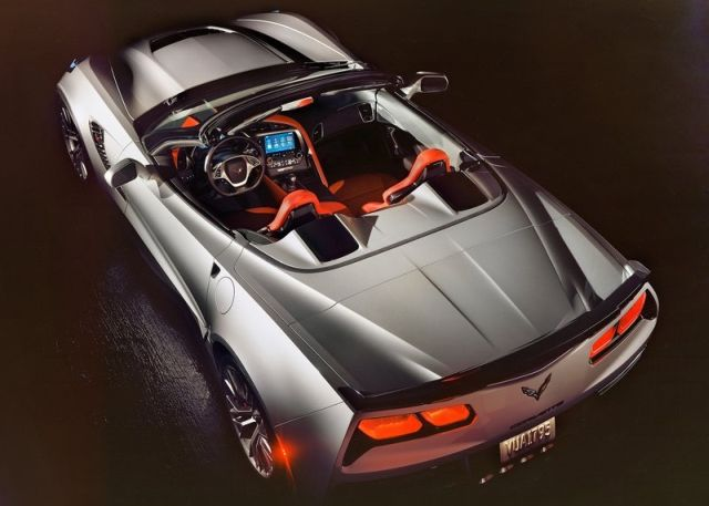 2015 CHEVROLET CORVETTE Z06 Cabrio-Concertible
