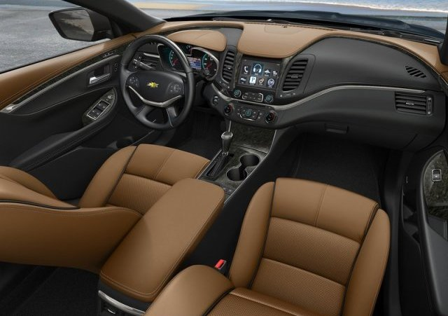 2015_CHEVROLET_Impala_interior_pic-9