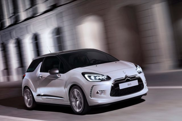 2015 new CITROEN DS3 Restyle