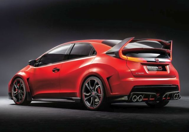 2015_Concept_HONDA_CIVIC_TYPE-R_rear_pic-3