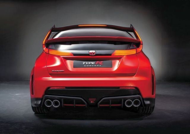 2015_Concept_HONDA_CIVIC_TYPE-R_rear_pic-5